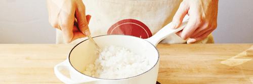 Comment cuire le riz parfume