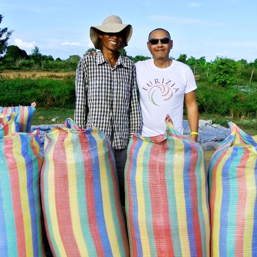 Visites annuelles riziculteur